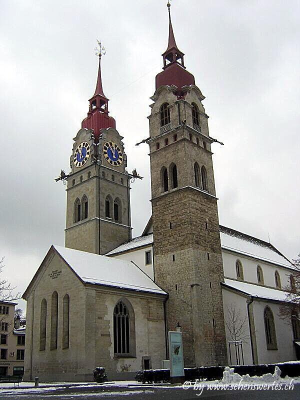 Winterthur in der Schweiz